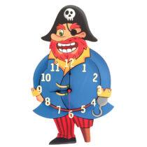 hodiny Pirát