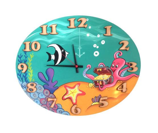 hodiny Moře