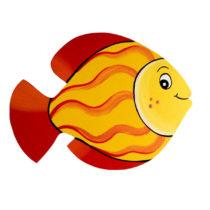 Rybička žlutá