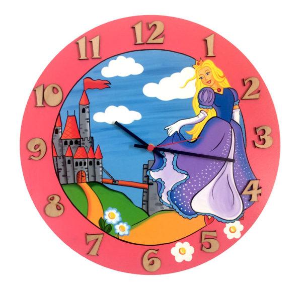 hodiny Princezna