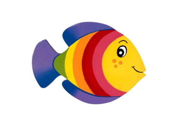 rybka Duhovka