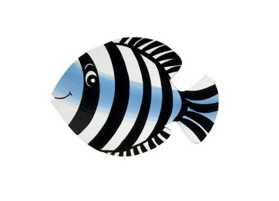 rybka Pruhovka černá