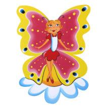 Dětská dekorace motýl Matylda