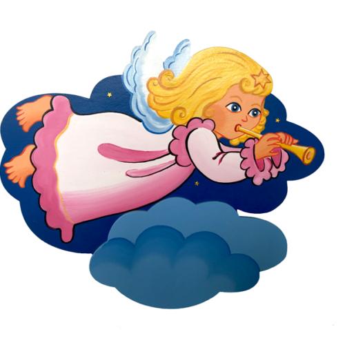 Dětská dekorace Andělka