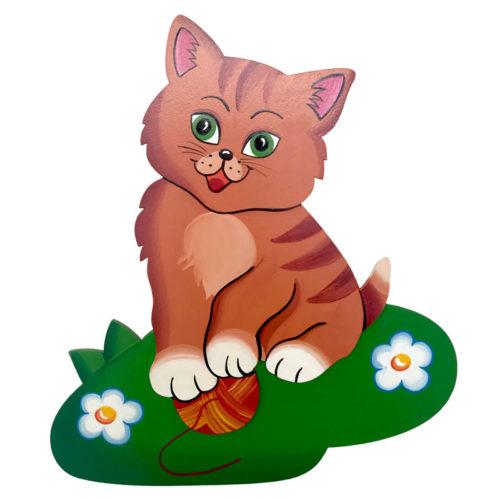 Dětská dekorace Kocicka